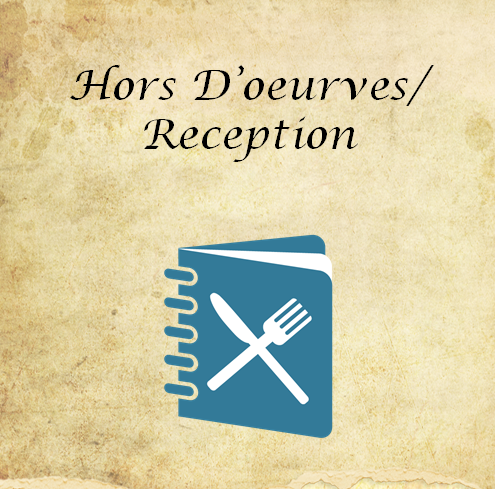 Hors D'oeurves / Reception