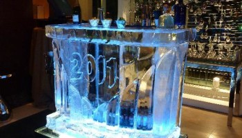 Custom Ice Bars (8ft.)